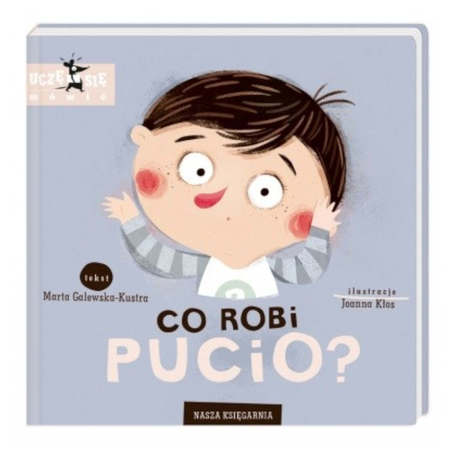 Pucio Książeczka Co robi Pucio (1)