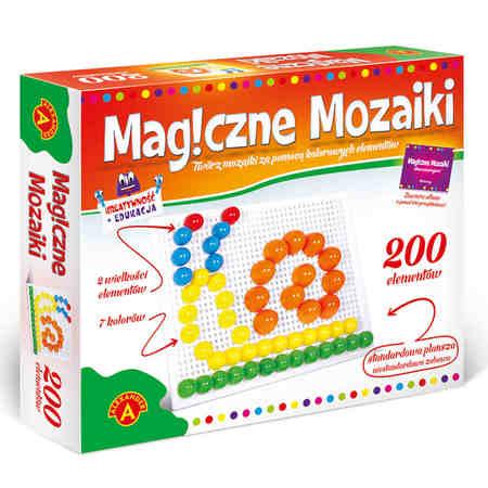 Alexander Mag!czne Mozaiki Kreatywna Zabawka (1)