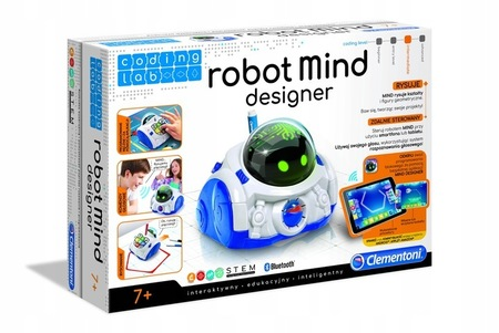 CLEMENTONI ROBOT MIND DESIGNER