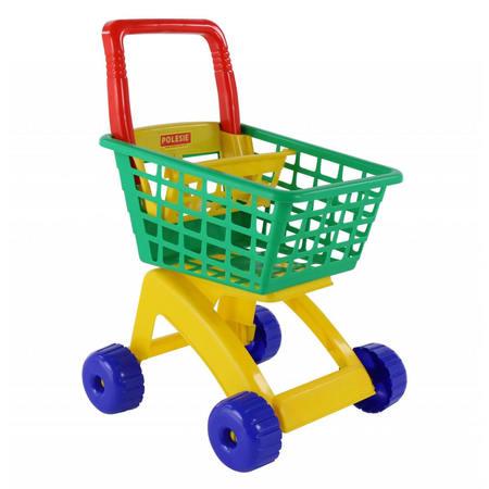 wózek marketowy dla dziecka
