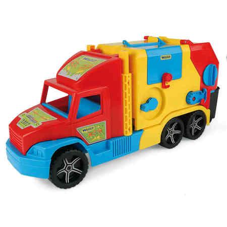 Wader 36580 Super Truck Krótka Śmieciarka