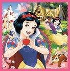 Trefl 34833 Puzzle 3w1 Księżniczki Disney (2)
