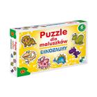 A0542 Puzzle Dla Maluszka Dinozaury 6 Wzorów (1)