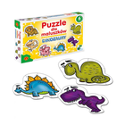 A0542 Puzzle Dla Maluszka Dinozaury 6 Wzorów (2)