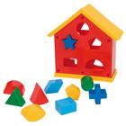 Domek Edukacyjny Wader sorter kształtów
