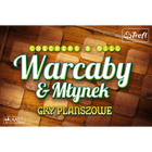 Trefl 01681 Gra Warcaby / Młynek Delux (3)