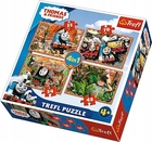 TREFL PUZZLE 4w1 TOMEK I PRZYJACIELE 34300