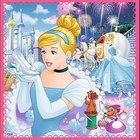 Trefl 34833 Puzzle 3w1 Księżniczki Disney (4)