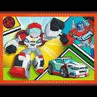Trefl 34313 Puzzle 4w1 Akademia Transformersów (4)