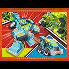 Trefl 34313 Puzzle 4w1 Akademia Transformersów (2)